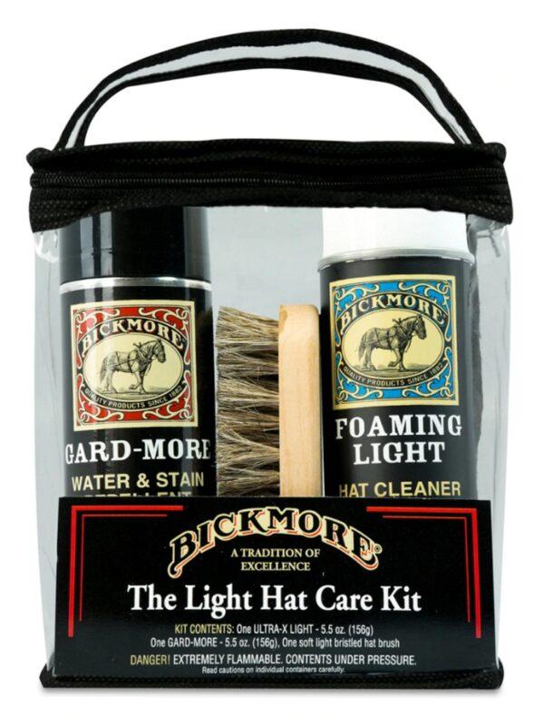Fez Hat Care Kit Light Colors