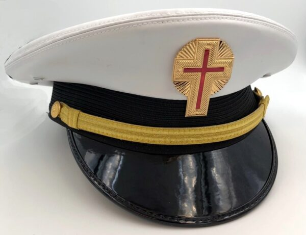 Knight Templar Fatigue Cap Hat