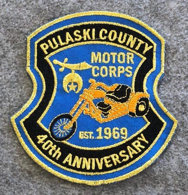 Pulaski County Shrine Motor Corps Patch
