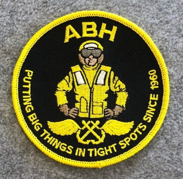 Custom U.S. Navy Embroidered Patch