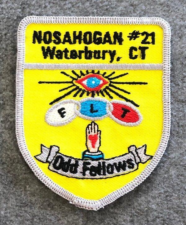 Nosahogan Odd Fellows Patch
