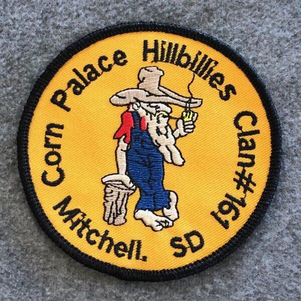 Corn Palace Hillbillies Patch
