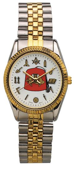 Shrine Shriner Working Tool Dial Watch New
