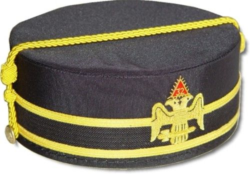 32nd Degree Scottish Rite Cap (SMJ)