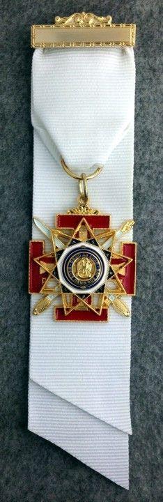 Scottish Rite 33rd Degree Pocket Jewel New