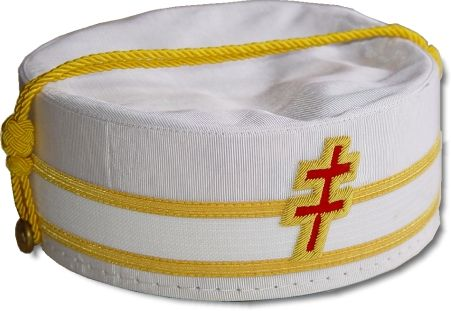 Scottish Rite Cap Crown 33rd Degree Southern