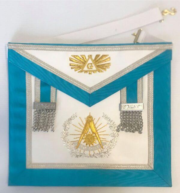 Custom Masonic Apron Fratline