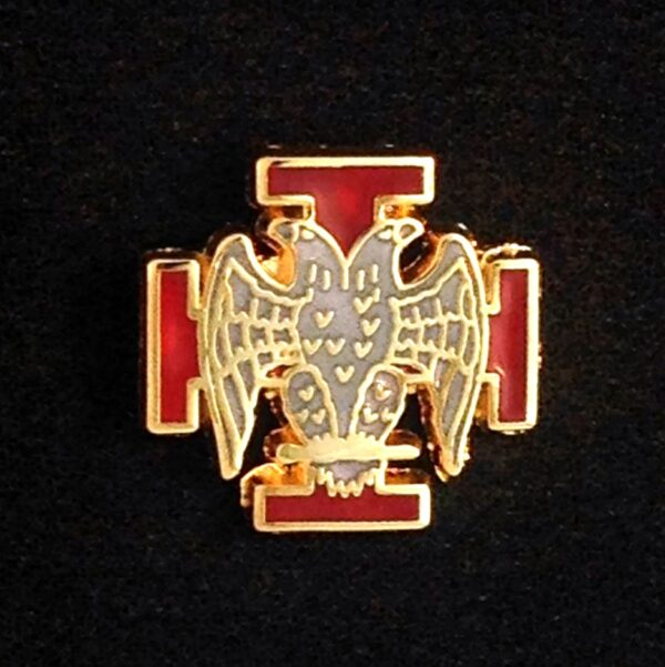 Scottish Rite 30th Degree Lapel Pin New