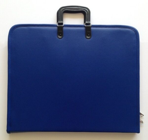 Masonic Apron Case Blue New