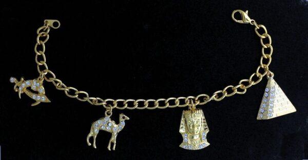 Shrine Shriner Lady Rhinestone Bracelet New