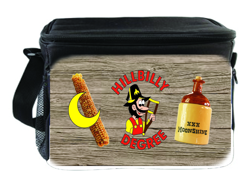 Hillbilly Degree Six Pack Insulated Cooler