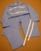 Masonic Candidate Suit Light Blue New For Sale