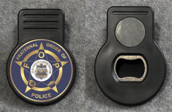 Fraternal Order of Police Memo Clip New
