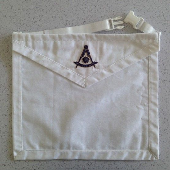 Past Master's Cloth Apron