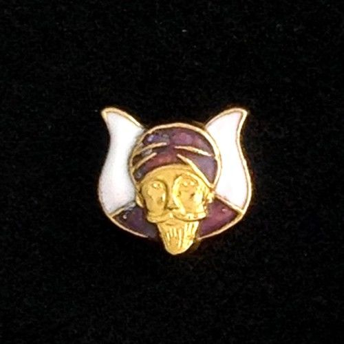 Grotto Past Monarch Lapel Pin