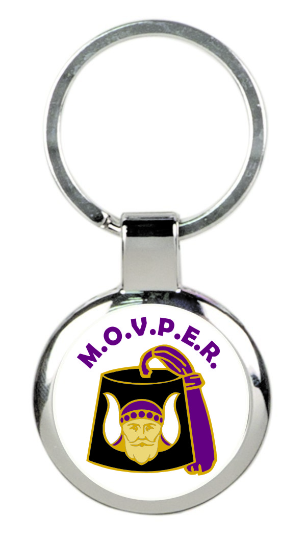 Grotto Past Monarch Key Chain Tag New