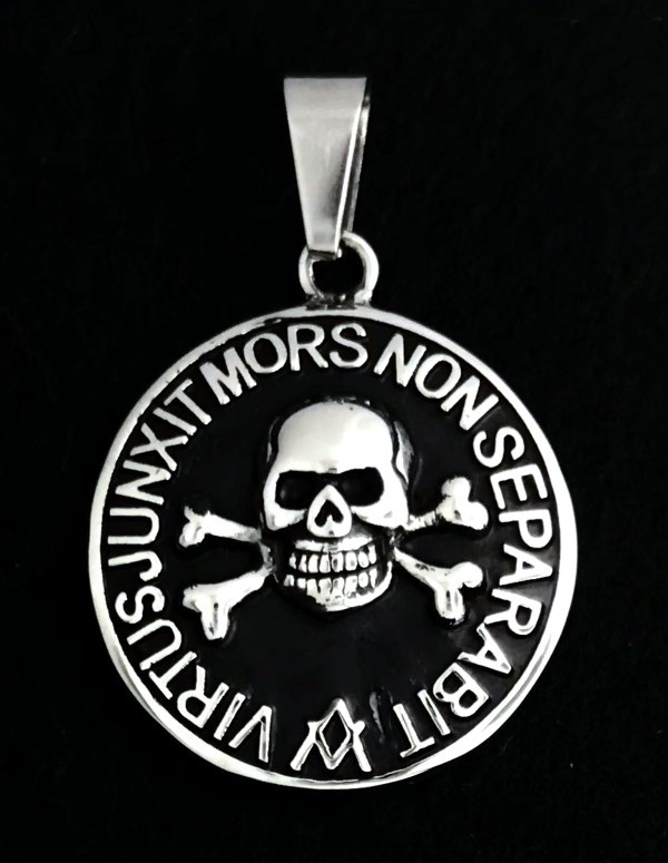 Masonic Stainless Steel Pendant New For Sale