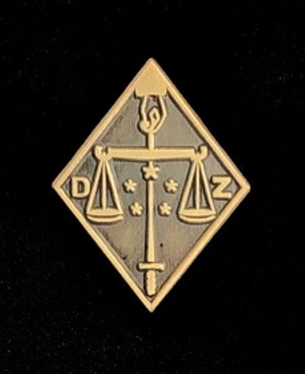 16th Degree Princes of Jerusalem Lapel Pin