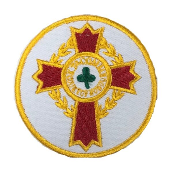 Scottish Rite KCCH Embroidered Patch New