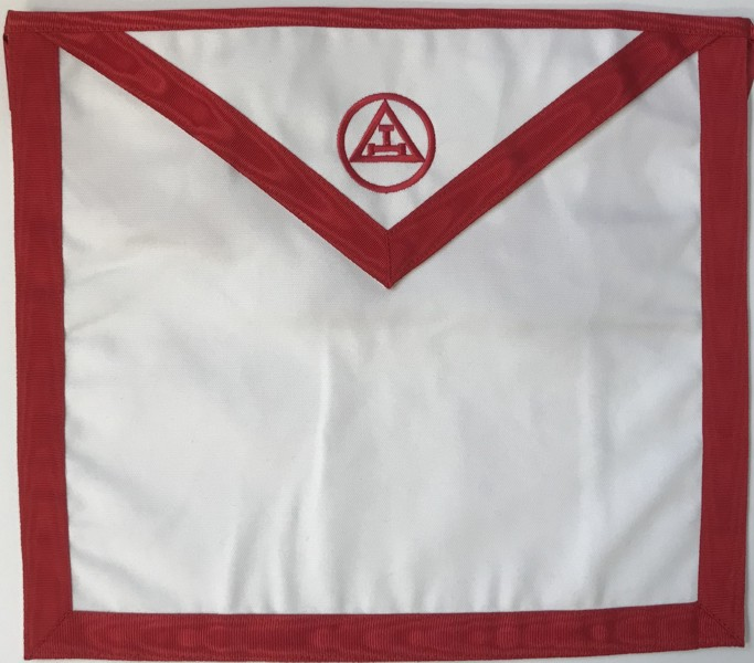 Royal Arch Chapter Cloth Apron (RAM-CLA)