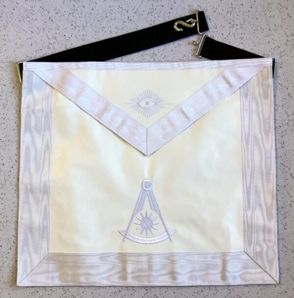 Past Master Apron White New For Sale