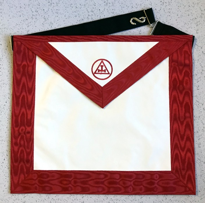 Royal Arch Member Dress Apron