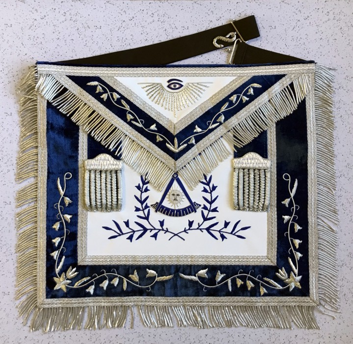Deluxe Past Master Apron (PM750)