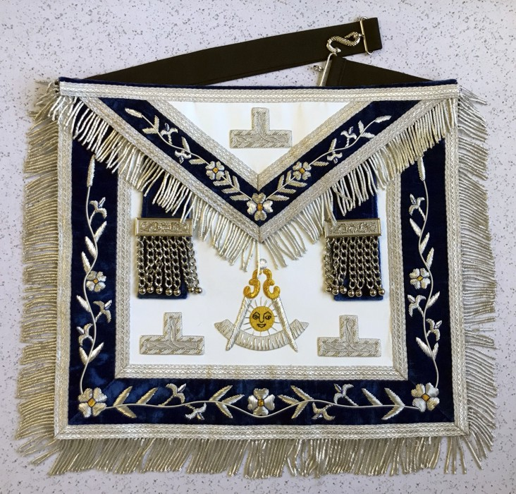 Deluxe Past Master Apron (PM650)