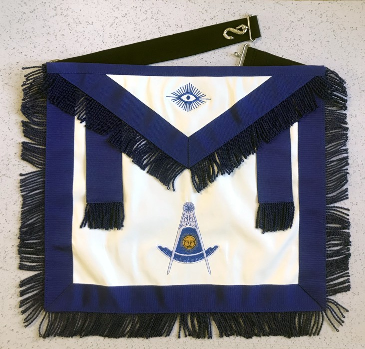 Past Master Apron (PM41)