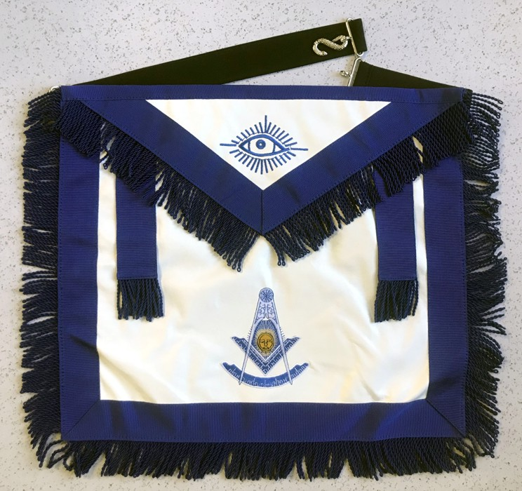 Past Master Apron (PM42)