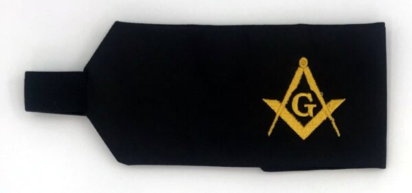 Masonic Funeral Arm Band New For Sale