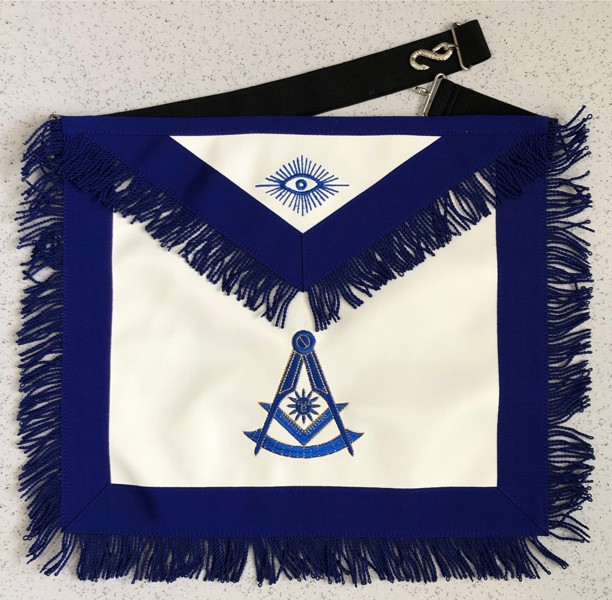 Past Master Apron (PMA-2VB-FR)