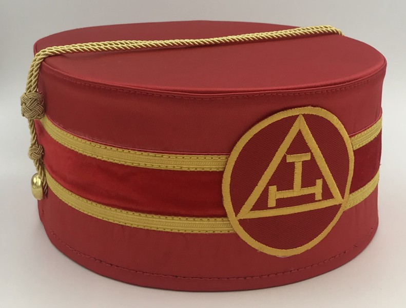 Royal Arch Masons Deluxe Hardside Crown