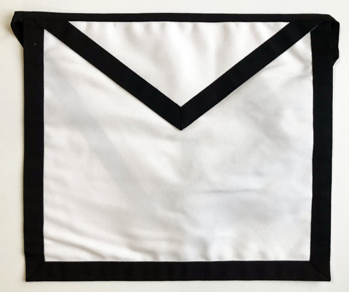 Lodge Members Funeral Apron - One Dozen (FA-12)