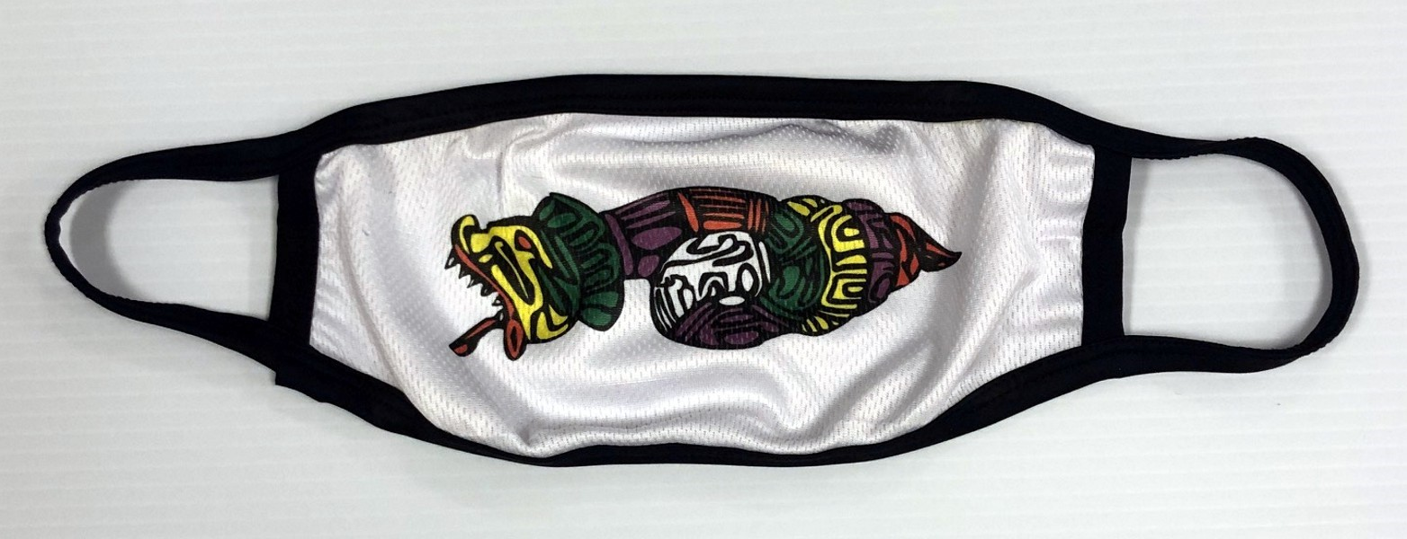 Order of Quetzalcoatl Face Mask
