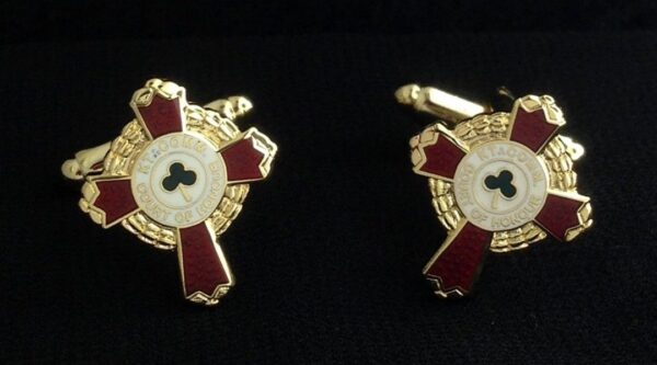 Scottish Rite KCCH Cuff Links New For Sale