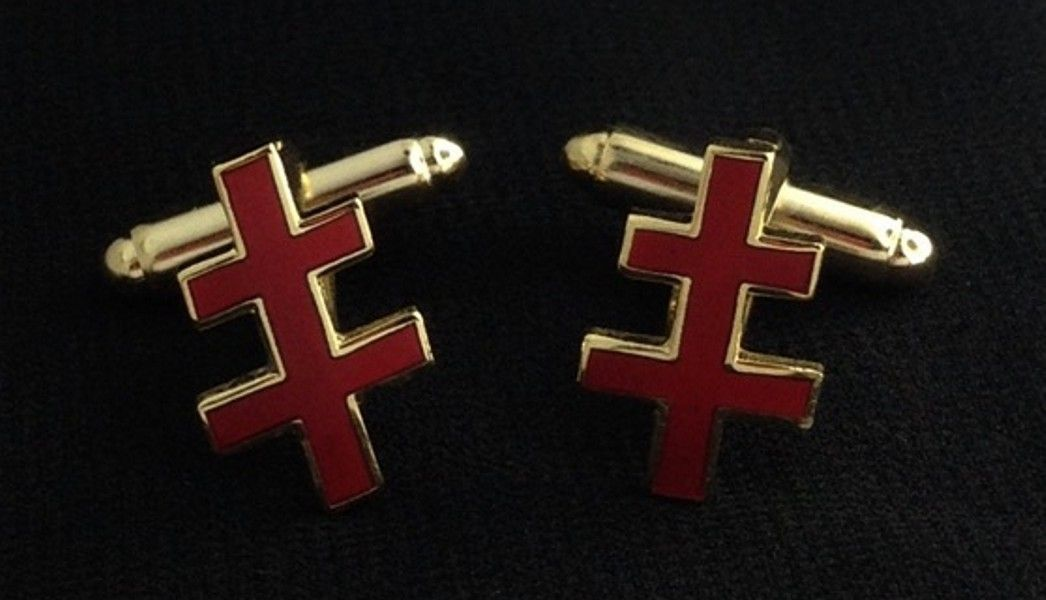 33rd Degree I.G.H Cuff Link Set