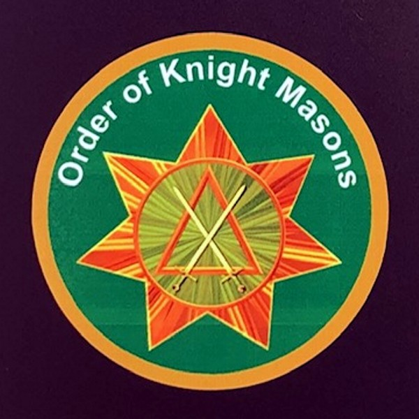 Knight Masons Auto Emblem New For Sale