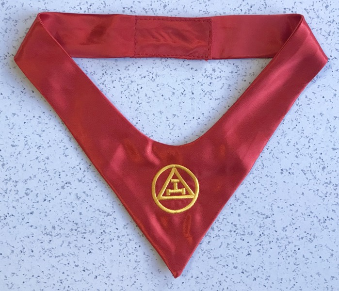 Cravat Necktie - Royal Arch Chapter