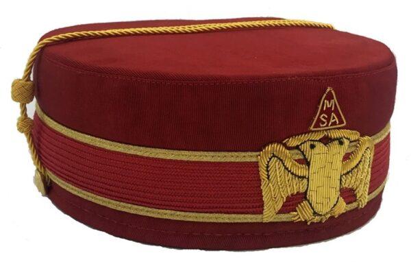 Scottish Rite 32nd Degree Meritorious Service Award Cap
