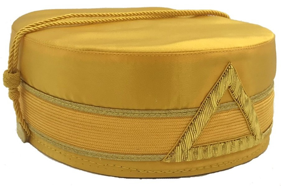 Lodge of Perfection Officer Scottish Rite Cap (NMJ)