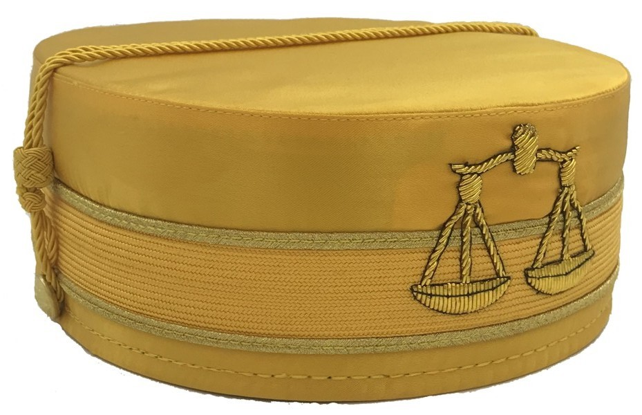 Council of Princes of Jerusalem Officer Scottish Rite Cap (NMJ) - Click Image to Close