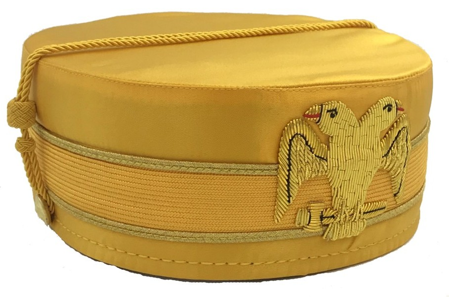 Consistory Officer Scottish Rite Cap (NMJ)