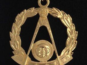 Masonic Historian Collar Jewel RBL-16