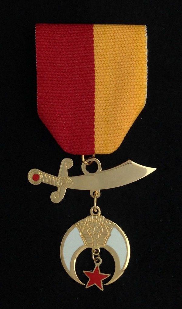 Shrine Shriner Award Jewel New For Sale