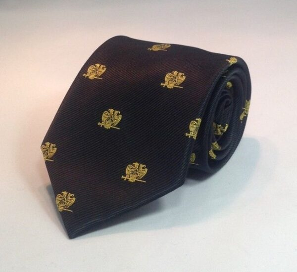 Scottish Rite 32nd Degree Necktie Black For Sale