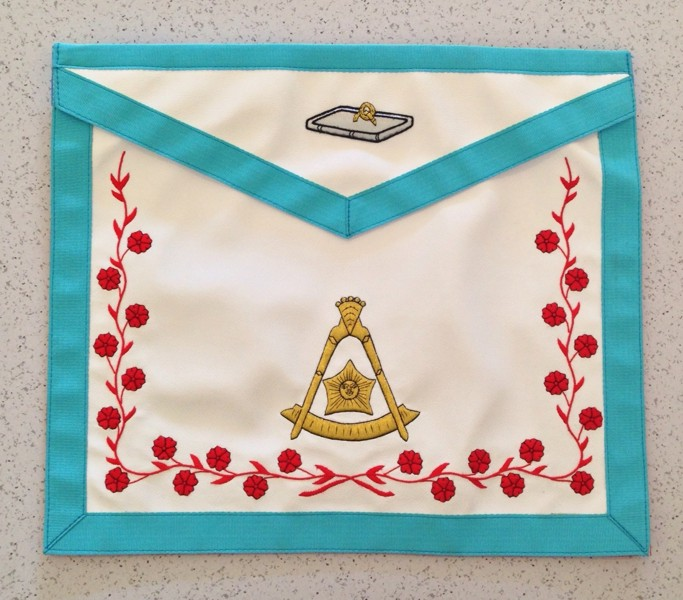 14th Degree Scottish Rite Apron