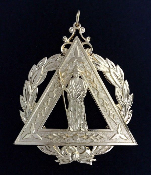 Grand Principal Sojourner Collar Jewel