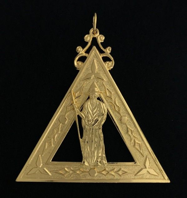 Royal Arch Chapter Officer Collar Jewel New