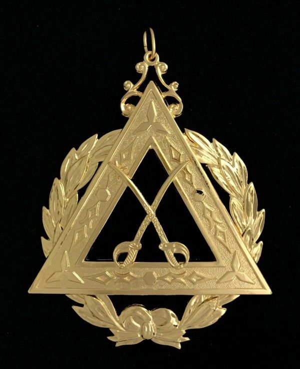 Grand Royal Arch Captain Collar Jewel